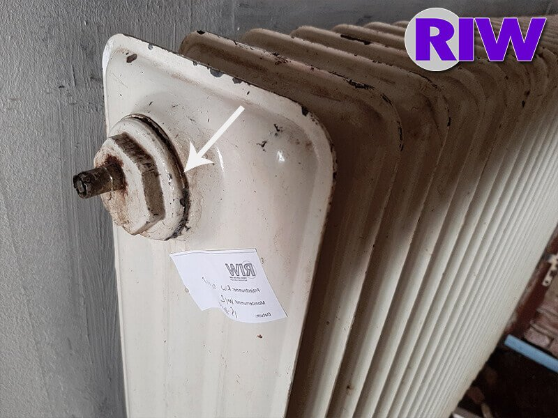 Asbest toepassingen - Niet-hechtgebonden - Pakking radiator